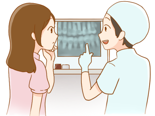 【STEP1】診察と治療計画