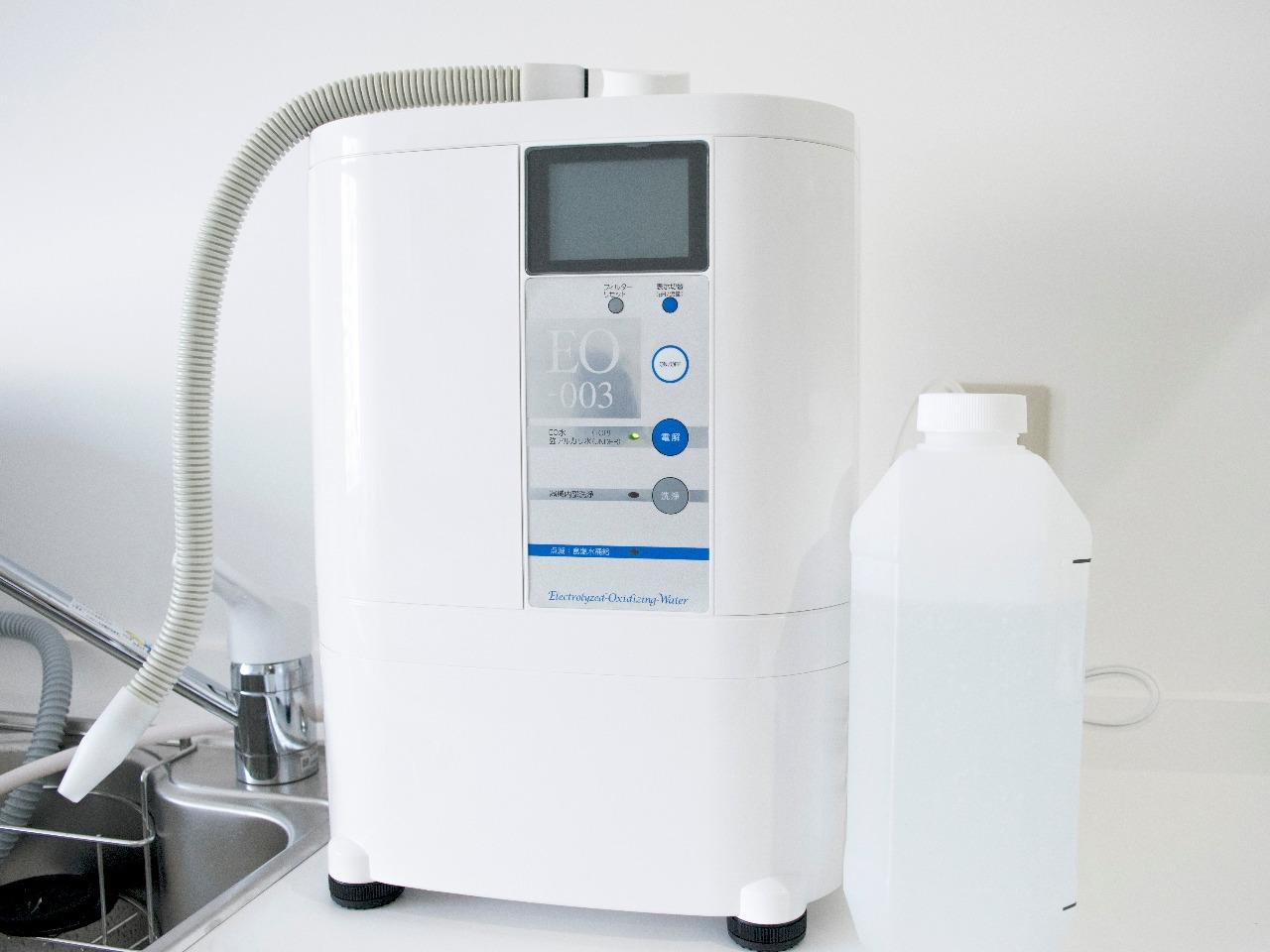 EO水(電解酸性機能水)