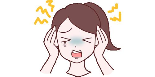 耳が痛い、耳鳴りがする