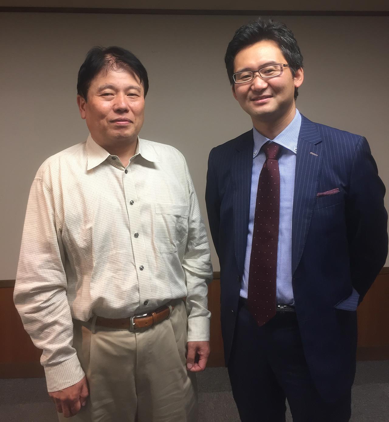 白鵬インプラントセミナー 講師 上原 芳樹 先生(有限会社ファイン代表取締役)