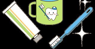 歯ブラシプレゼント