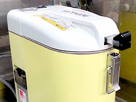 小型高圧蒸気滅菌