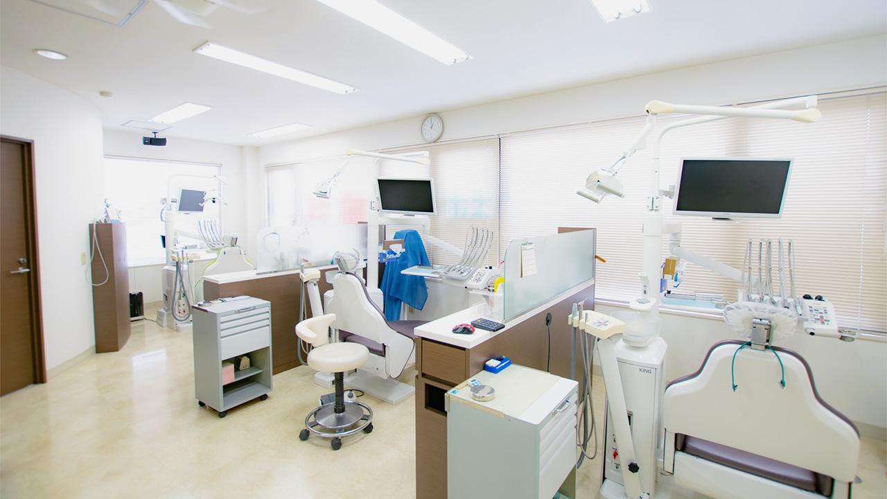 村上歯科医院 診療室