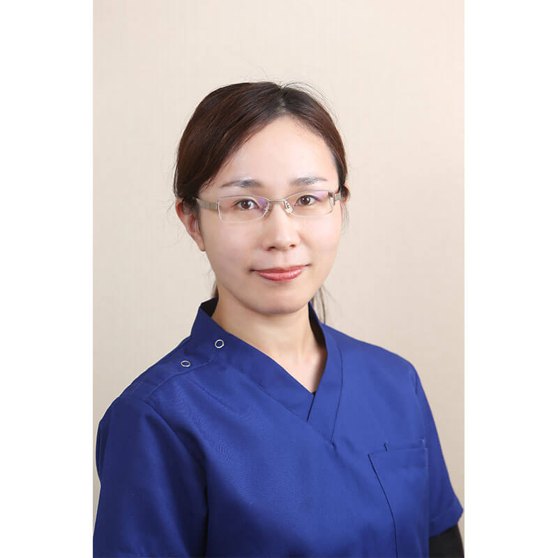 歯科医師 竹内晶子