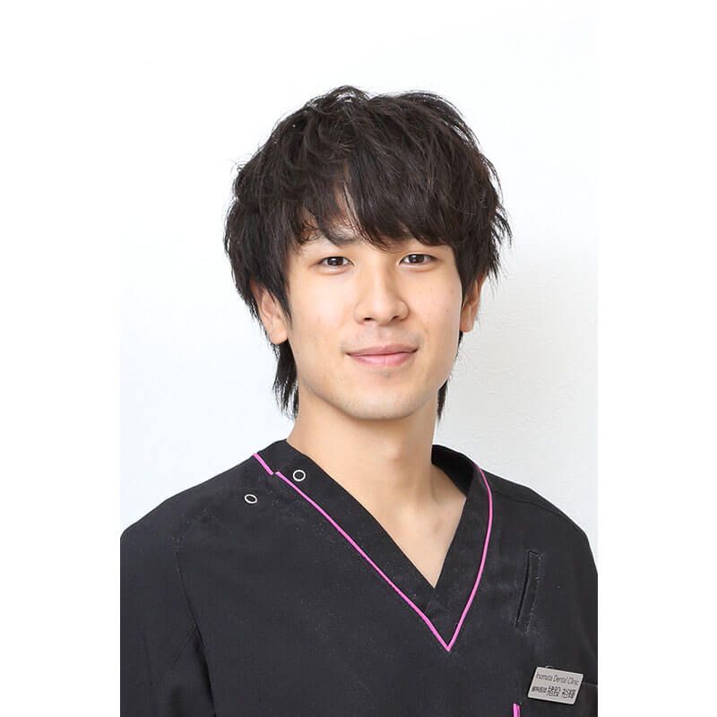 歯科医師 猪股裕輝