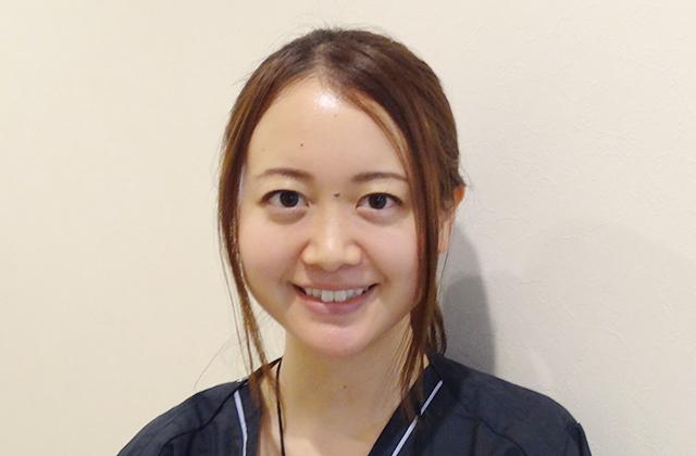 歯科医師 奈良原知佳