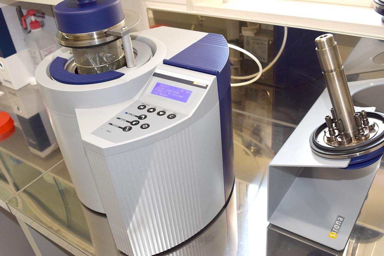 ハンドピース用滅菌器 (DACユニバーサル )
