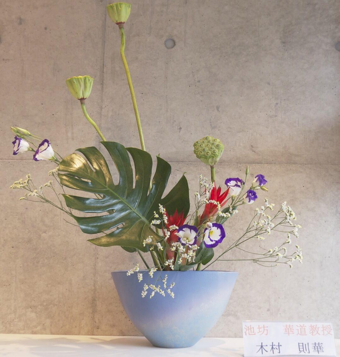 2018-8-7『お盆花』