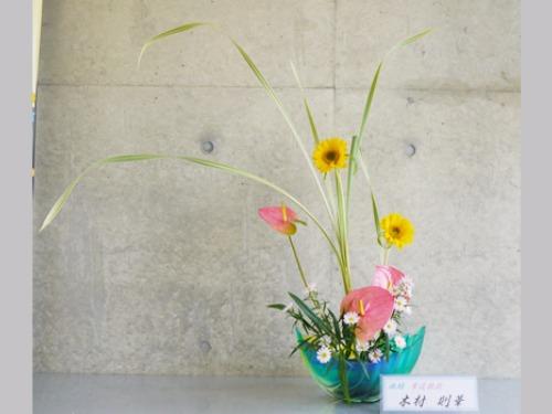 『花と風』