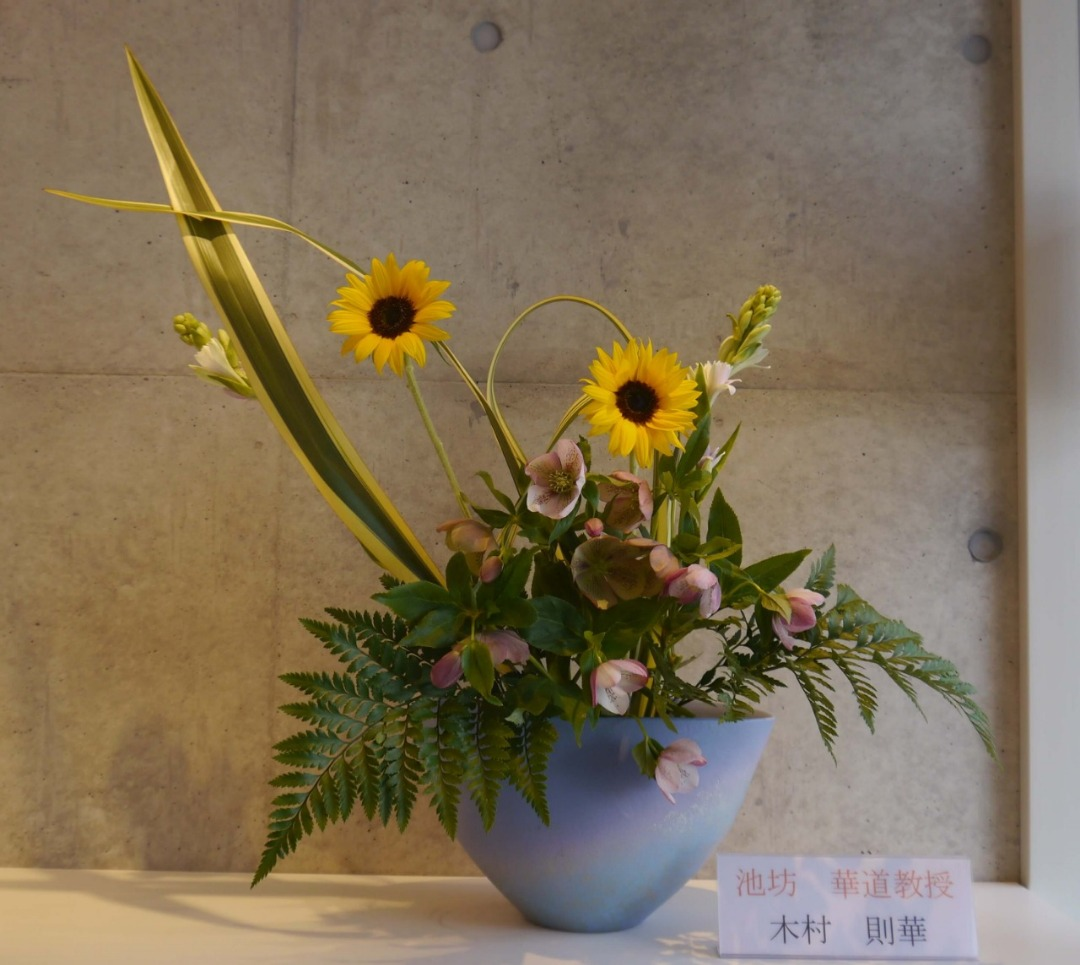2019-5-7『お花に元気頂いて』