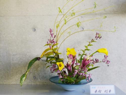 『美しき花々』