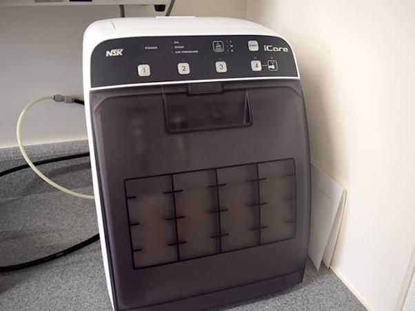 ハンドピース専用 洗浄・注油器