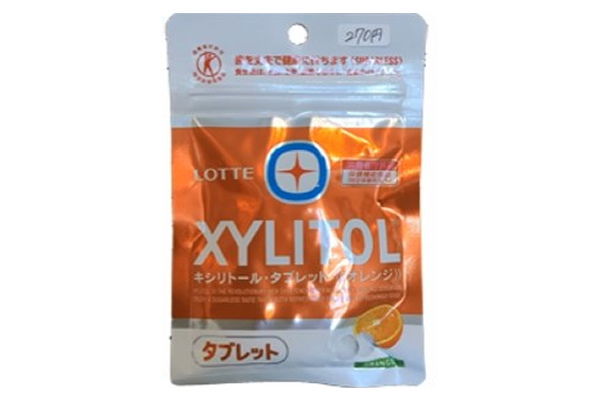 XYLITOL・タブレット