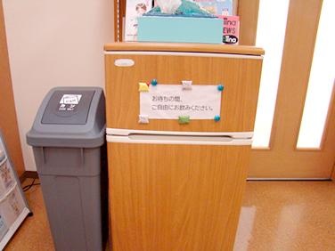 岩手県盛岡市 駅西通りおばら歯科医院 待合室2