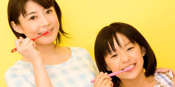 むし歯の予防