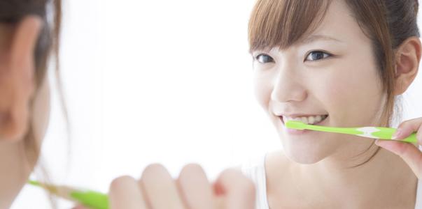 歯周病の予防