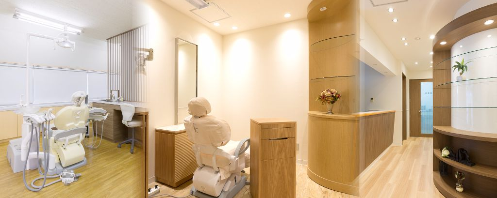 福島県郡山市の歯科医院、ぬかざわ歯科医院です。