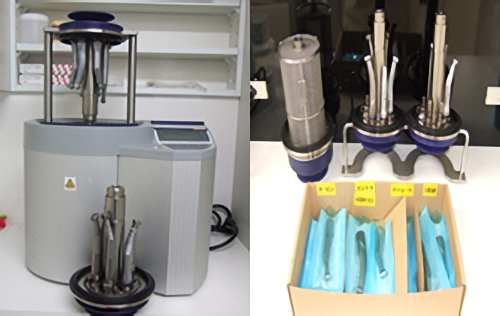 切削器具専用 歯科用の新しい滅菌器