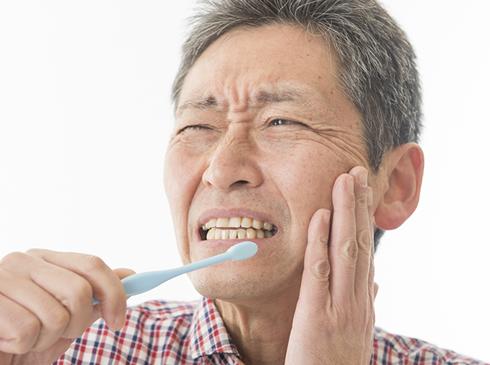 歯肉から血が出る